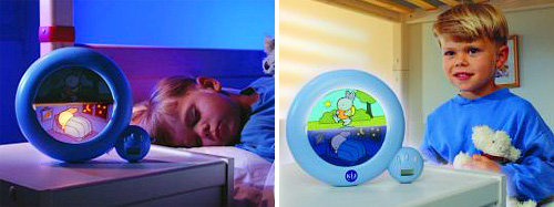 Kidsleep Alarm Clock (Image courtesy Childrenslighting.co.uk)