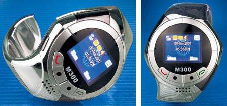 M300 Wristphone
