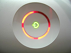 XBox  360 Ring Of Death (Image courtesy Spoon Monkey via Flickr)