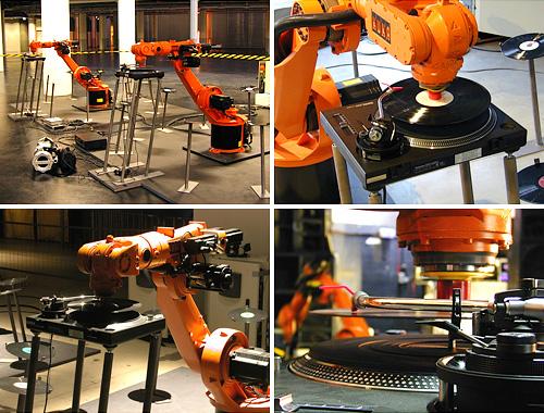 Kuka Juke Bot (Images courtesy Hacked Gadgets)