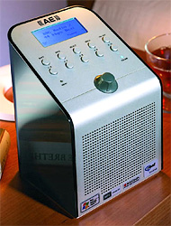 Acoustic Energy Wifi Internet Radio (Image courtesy C. Crane)