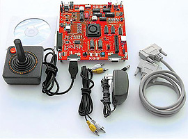 XGS Micro Game Console Kit (Image courtesy Edmund Scientific)