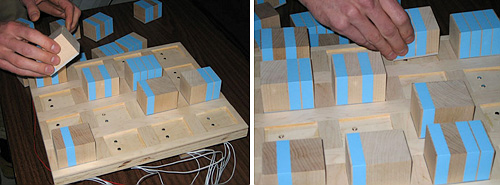 Beat Blocks (Image courtesy Jeff Hoefs)