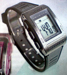 Body Watch (Image courtesy Hollywood Gadgets)