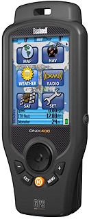 Bushnell ONIX 400 (Image courtesy Orbitcast.com)