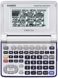 CASIO fx-9860G Slim Graphic Calculator (Images courtesy CASIO)