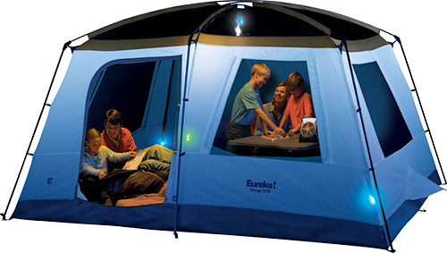 Eureka E! Power System Plus N!ergy Tent (Image courtesy Eureka!)