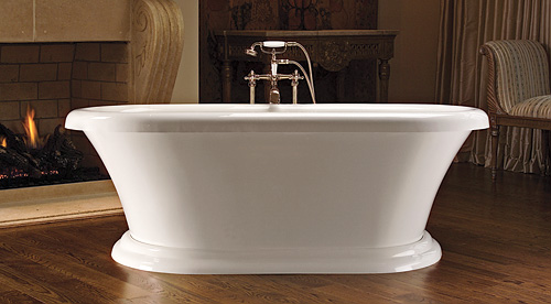 MTI Melinda Tub With Base (Image courtesy MTI)