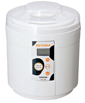 natura yogurt maker