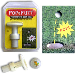 Pop Up! Golf Prank (Image courtesy Bim Bam Banana)