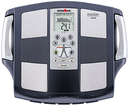 Tanita BC558 Segmental Body Composition Monitor (Image courtesy Popular Science)