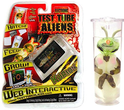 Test Tube Aliens (Image courtesy Amazon.com)