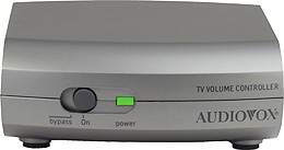 Audiovox VR1 Volume Regulator (Image courtesy Audiovox)