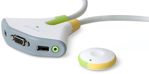 Belkin Flip Wireless (Image courtesy Belkin)