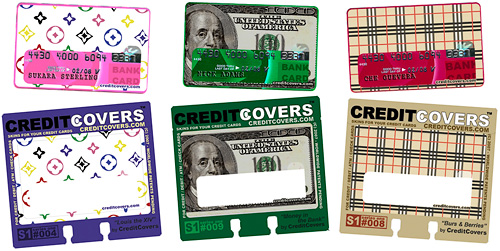 CreditCovers (Images courtesy Sukara Sterling)