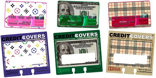 CreditCovers (Images courtesy Sukara Sterling)