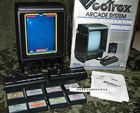 Vectrex Video Game Console (Image courtesy eBay)