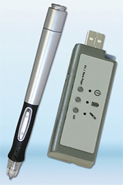 EPOS Digital Pen & USB Flash Drive (Image courtesy EPOS)