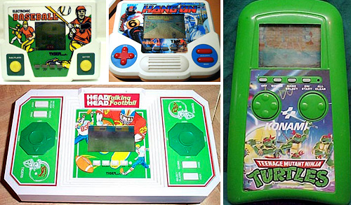 Handheld Games Museum (Images courtesy The Handheld Game Museum)