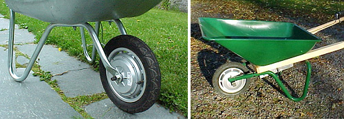Electro-Mobile Powered Wheelbarrow (Images courtesy Electro-Mobile)