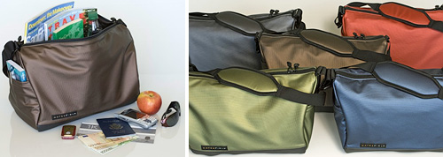 WaterField Designs All-in-One Sling Tote (Images courtesy WaterField Bags)