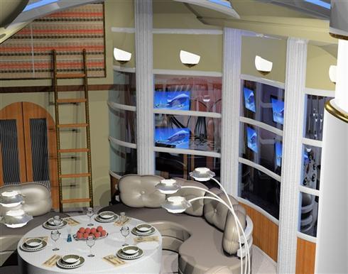 747-8 VIP Interior