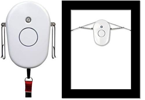 Art Guard Alarm (Images courtesy ArtGuard LLC)