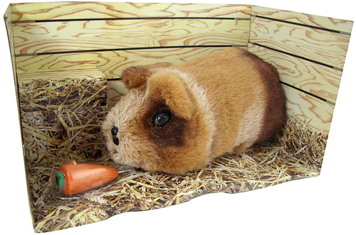 Gupi The Guinea Pig: Version 3 (Image courtesy Gizoo)