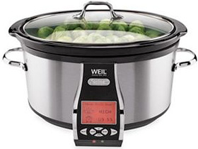 Healthy Kitchen Slow Cooker by Dr. Weil (Image courtesy Bloomingdale's)