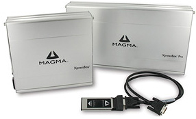 Magma ExpressBox1 (Image courtesy Magma)