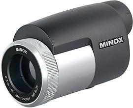 Minox Makroskop MS 8x25 (Image courtesy MINOX)