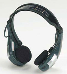 Soltronix Solar Powered AM/FM Headphone Radio (Image courtesy Edmund Scientific)