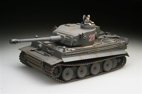 VsTank Tiger I