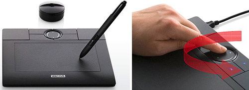 Wacom Bamboo (Images courtesy Unitsoft)