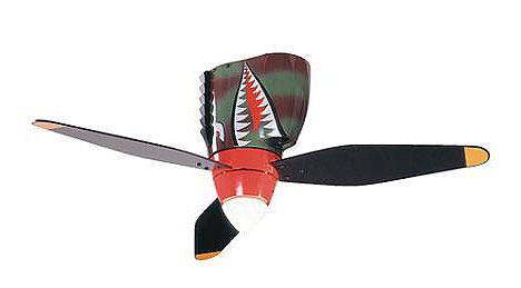 Warhawk Ceiling Fan
