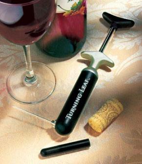 Air Pressure Bottle Opener