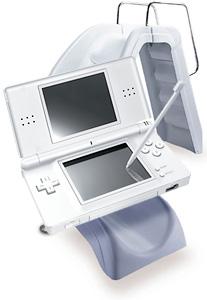 Nintendo DS Slide (Images courtesy Nintendo & Inter-Fab)