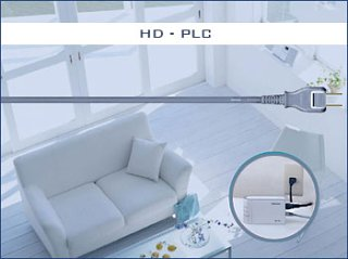HD-PLC USB