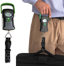 Digital Luggage Scale (Image courtesy Magellan's)