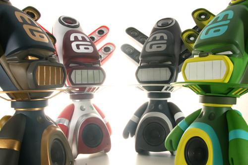 marka27 vinyl gods