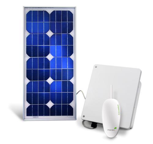 Meraki Solar WiFi