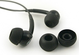 Proporta Replacement Earbuds (Image courtesy Proporta)
