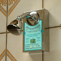 Shower Timer (Images courtesy Shower Timer)