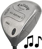 Callaway Big Bertha (Image courtesy ValueGuide.PGA.com)