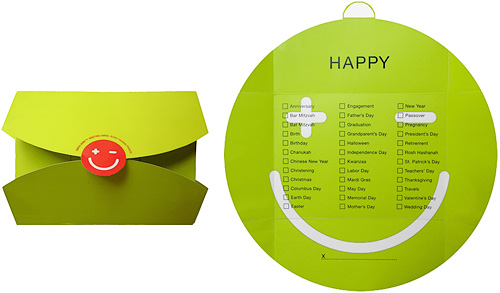 Swiss Army Greeting Cards (Image courtesy Paradoxy Products)