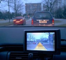 Exploride Is A Transparent And Standalone Heads Up together with 193025 New Liquid Crystals Prevent Automobile Touch Screens From Freezing furthermore Future Car Technologies also Hasbro Teams Up With Theodolite For Nerf N Strike Elite Tactical App moreover Singtech. on gps heads up display cars