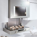 Gaggenau BL 253 Lift Oven Does Away With Doors