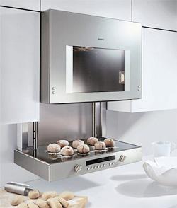 Gaggenau BL 253 Lift Oven (Image courtesy Gaggenau)
