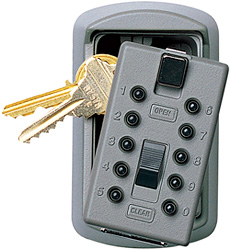 GE Security Slimline KeySafe (Image courtesy GE)