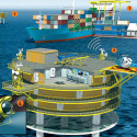 Giant Offshore Screening System To Protect Ports From Deadly Cargo